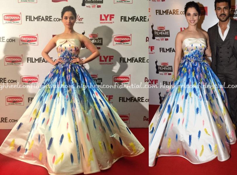 tamannaah-jean-louis-sabaji-filmfare-awards-2016