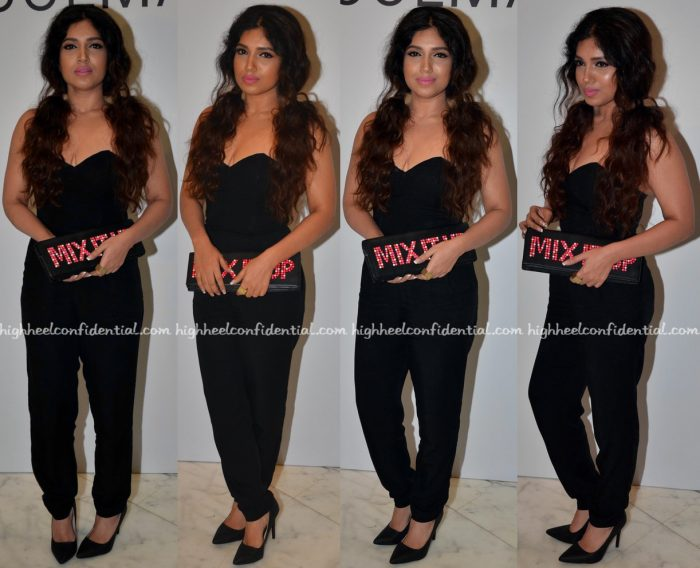 Bhumi Pednekar At Woolmark Prize Event-1