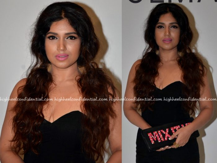 Bhumi Pednekar At Woolmark Prize Event-2
