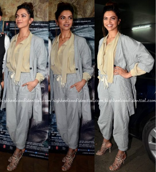 Deepika Padukone At Madaari Screening-2