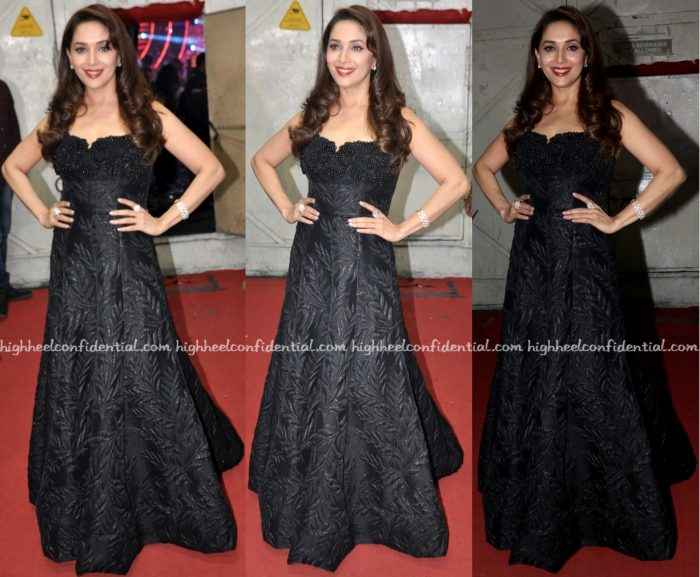 Madhuri Dixit In Andrew GN On 'So You Think You Can Dance' Sets-1