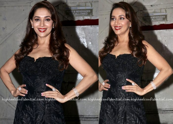 Madhuri Dixit In Andrew GN On 'So You Think You Can Dance' Sets-2