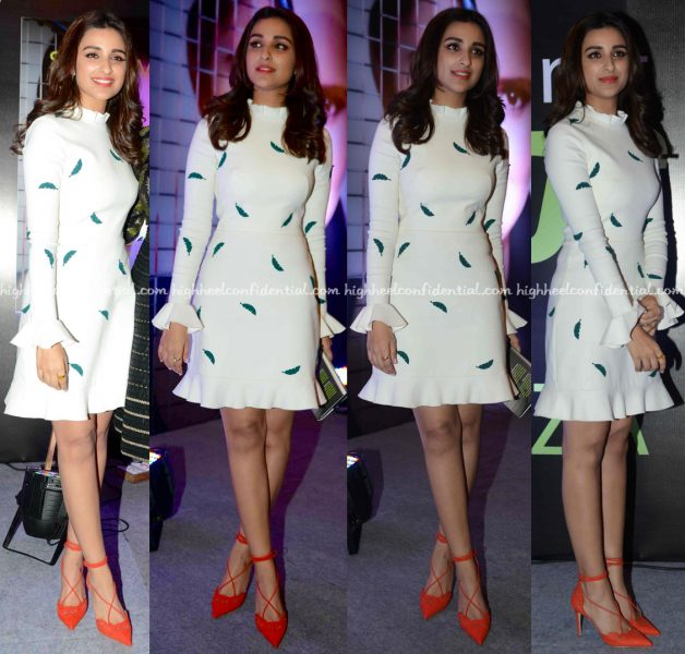 Parineeti Chopra In Gauri And Nainika At Sania Mirza's 'Ace Against Odds' Launch-1