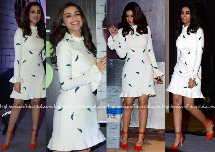 Parineeti Chopra In Gauri And Nainika At Sania Mirza's 'Ace Against Odds' Launch-2
