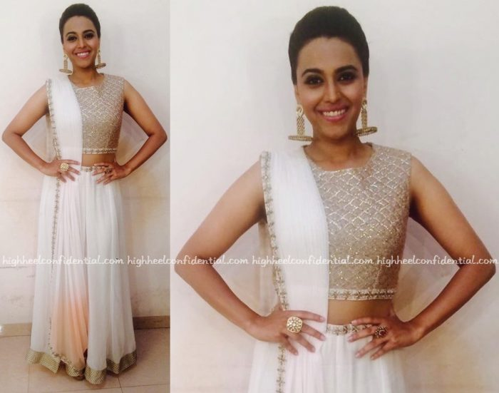 Swara Bhaskar In Ridhima Bhasin, Hirika Jagani And Aditi Gupta On Rangoli Sets-1