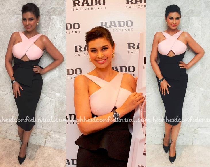 lisa-ray-gauri-nainika-rado-ahmedabad-launch