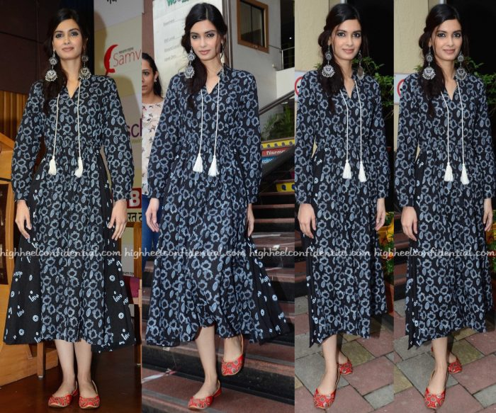 Diana Penty In The Jodi Life At Samvaad 2016-1