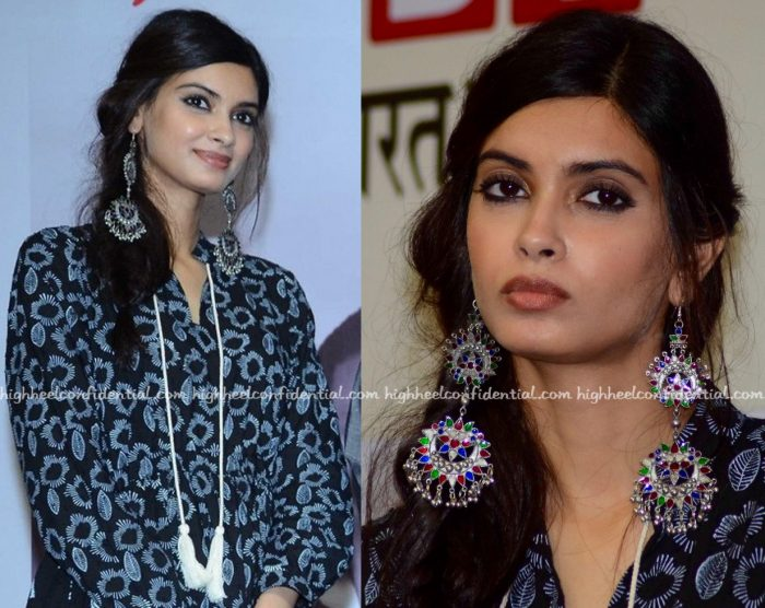 Diana Penty In The Jodi Life At Samvaad 2016-2