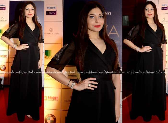Kanika Kapoor In Agrima Batra At Joya By Cineyug Event