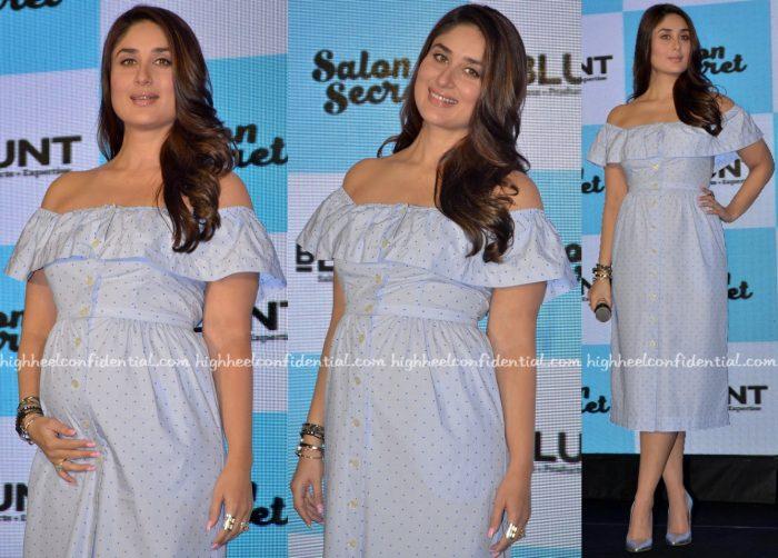 Kareena Kapoor Khan Wears H&M To BBlunt Event-2