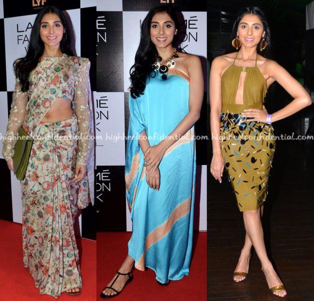 Pernia Qureshi Wears Payal Singhal And Shivan & Narresh To Lakme Fashion Week-1