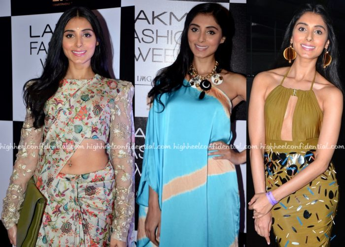 Pernia Qureshi Wears Payal Singhal And Shivan & Narresh To Lakme Fashion Week-2