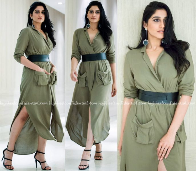 Regina Cassandra In SR Store And Eurumme At Oppo Mobile Launch-1