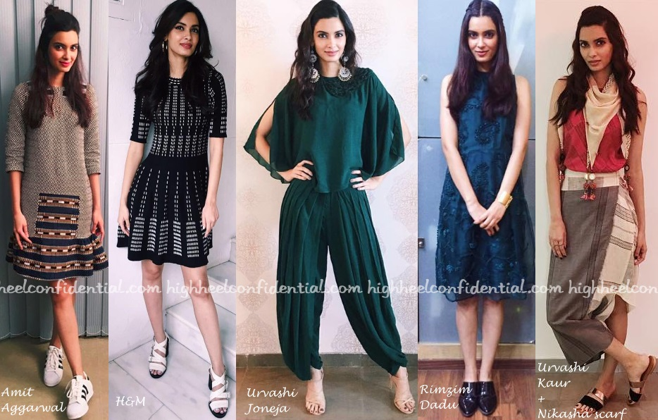 diana-penty-happy-bhaag-promotions-amit-aggarwal-rimzim-urvashi