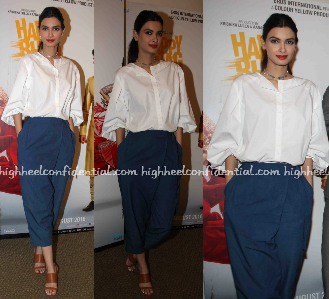 diana-penty-lovebirds-bodice-happy-bhaag-jayegi-promotions