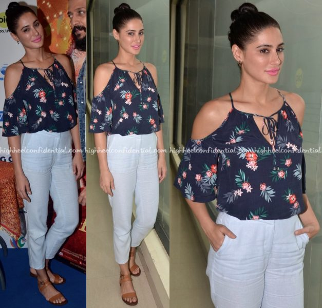 nargis-fakhri-wears-marks-and-spencer-to-banjo-promotions-1