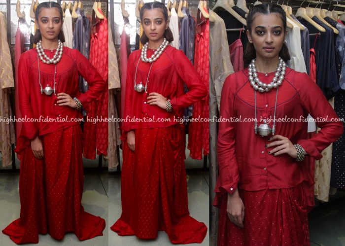radhika-apte-at-amoh-by-jade-festive-collection-launch