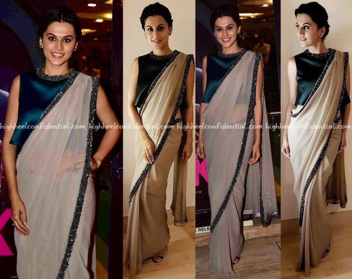 taapsee-pannu-wears-pranati-and-sahib-to-pink-screening-in-delhi