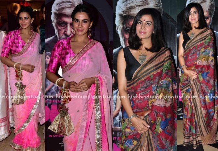 kirti-kulhari-sari-pink-screening