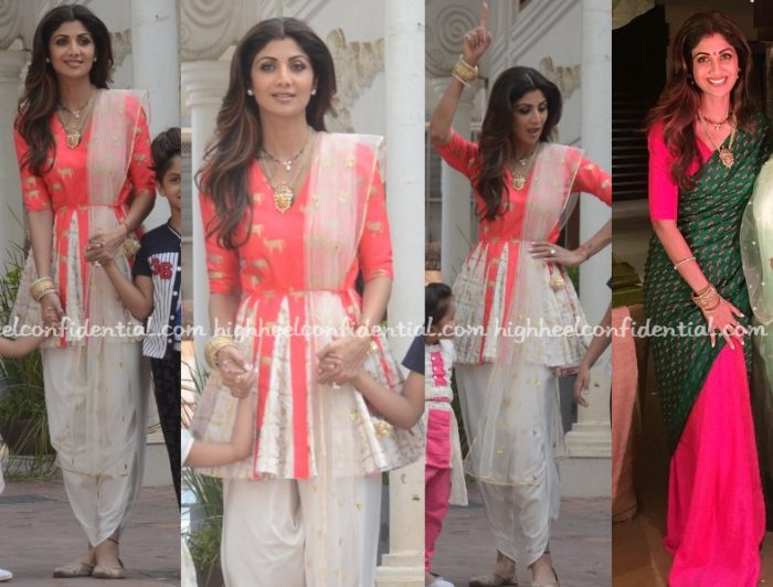 shilpa-shetty-masaba-ganesh-chaturthi-celebrations