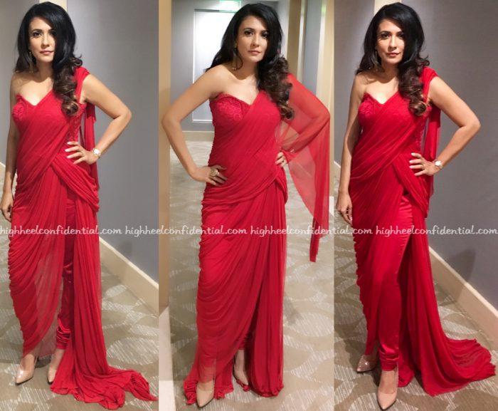 mini-mathur-wears-shantanu-and-nikhil-to-images-retail-awards-2016