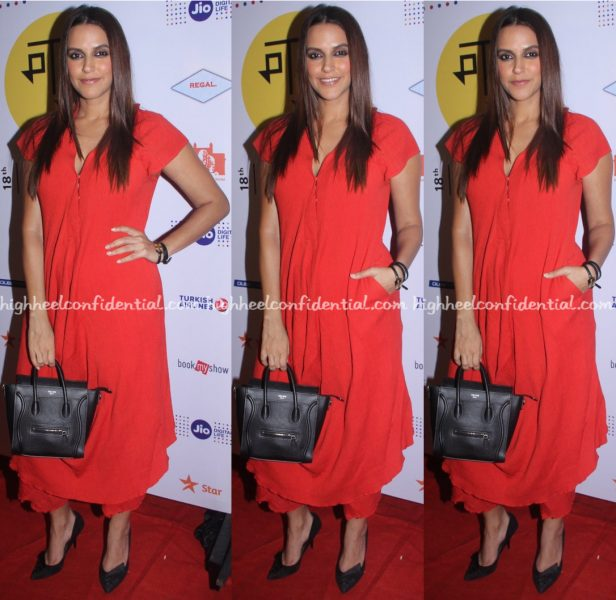 neha-dhupia-wears-urvashi-kaur-to-a-death-in-the-gunj-screening-at-mami-2016