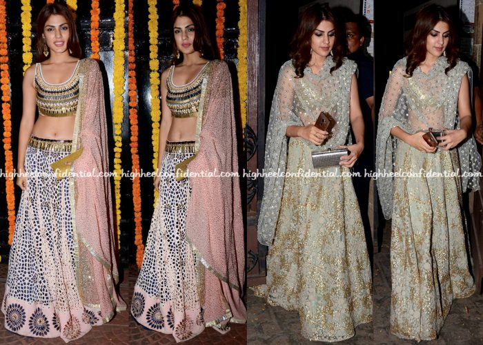 rhea-chakraborty-wears-simply-simone-to-ekta-kapoors-and-bachchans-diwali-parties