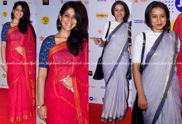 sakshi-tanwar-and-tillotama-shome-at-mami-mumbai-film-festival-2016
