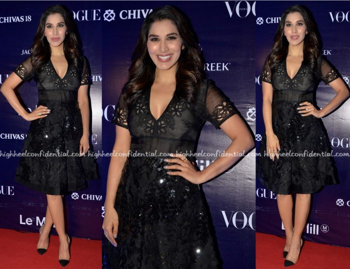 sophie-choudry-in-prabal-gurung-at-the-le-mill-event