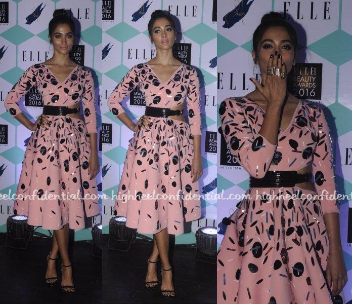 pooja-hegde-shivan-narresh-elle-beauty-awards-2016