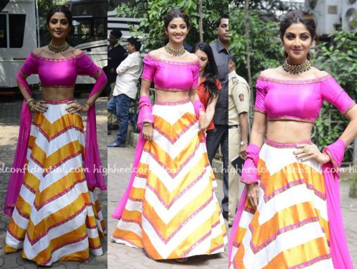 shilpa-shetty-priyal-prakash-superdancer-sets