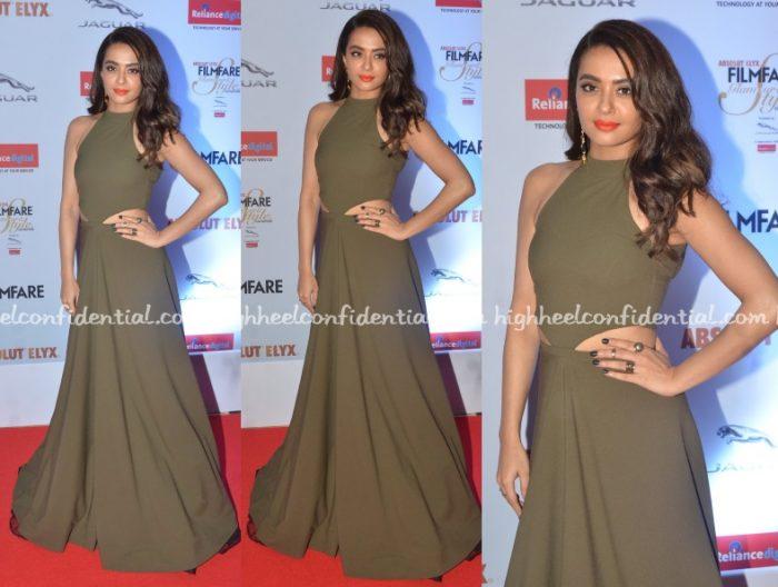 surveen-chawla-kiran-gupta-filmfare-glamour-style-awards-2016