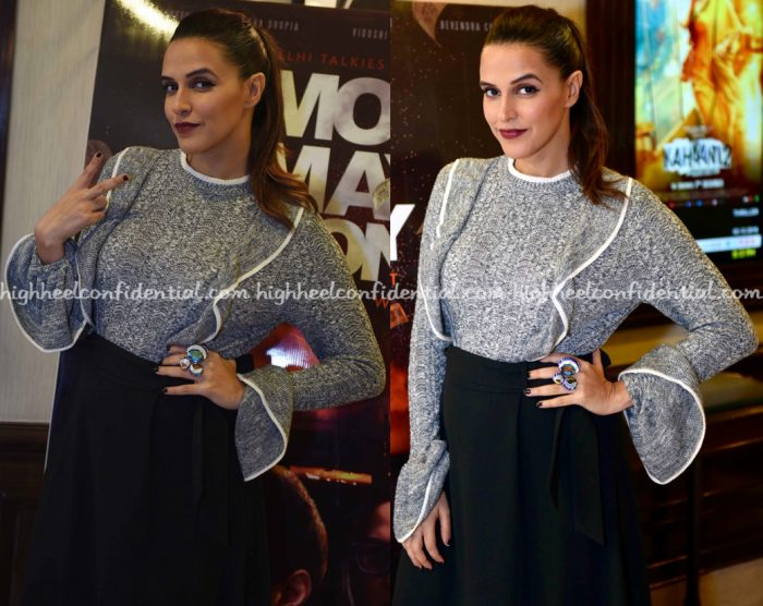neha-dhupia-wears-hm-and-marks-and-spencer-to-moh-maya-money-screeningpremiere-2