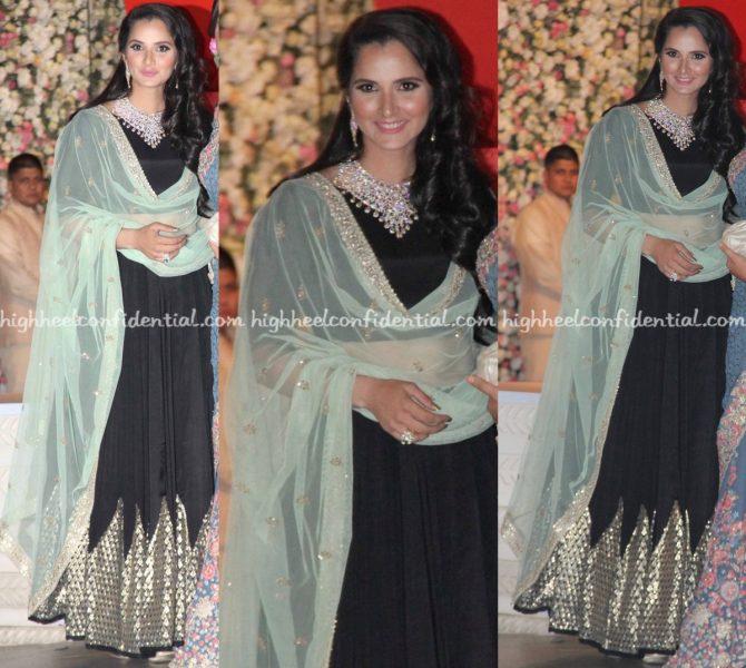 sania-mirza-wears-prathyusha-garimella-to-ambani-wedding-bash