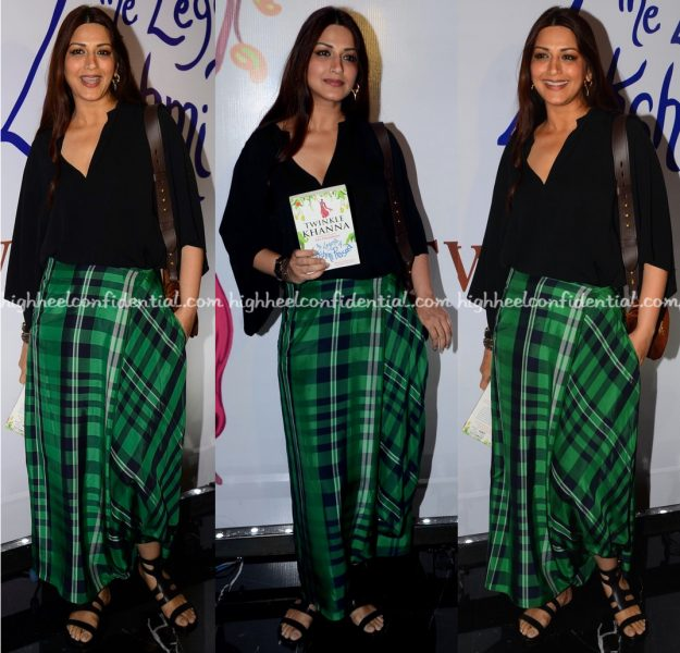 sonali-bendre-in-helmut-lang-and-stella-mccartney-at-twinkle-khannas-book-launch