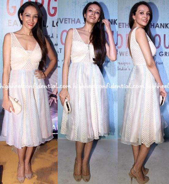 dipannita-sharma-wears-shehlaa-by-shehla-khan-to-shvetha-jaishankars-book-launch