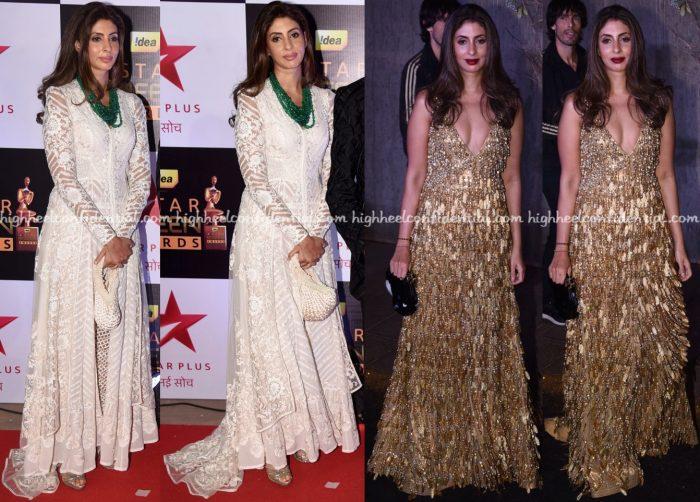 shweta-bachchan-wears-abu-jani-sandeep-khosla-to-star-screen-awards-2016-and-to-manish-malhotras-50th-birthday-do-1