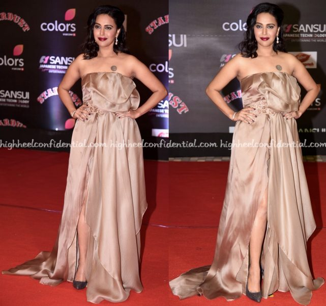 swara-bhaskar-at-stardust-awards-2016-1