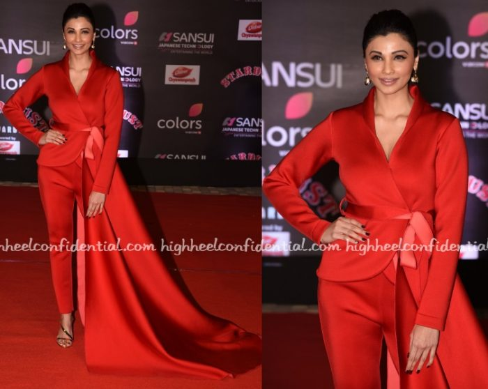 daisy-shah-label-d-stardust-awards-2016