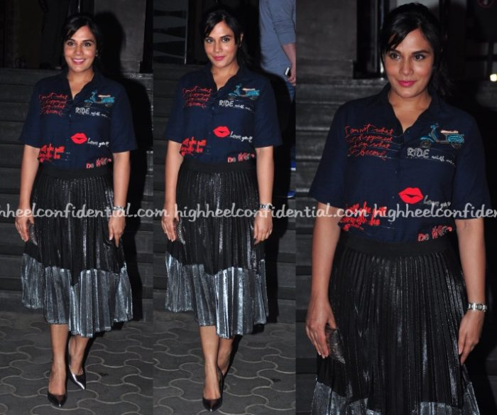 richa-chadha-shahin-mannan-dangal-screening
