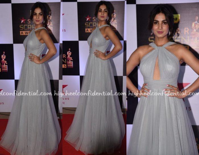 sonal-chauhan-gauri-nainika-star-screen-awards-2016
