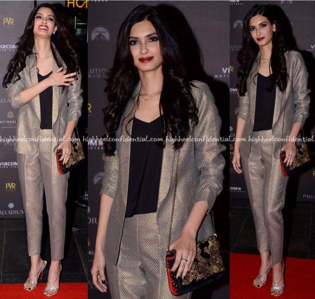 Diana Penty Wears ASOS To XXX- Return Of Xander Cage Mumbai Premiere