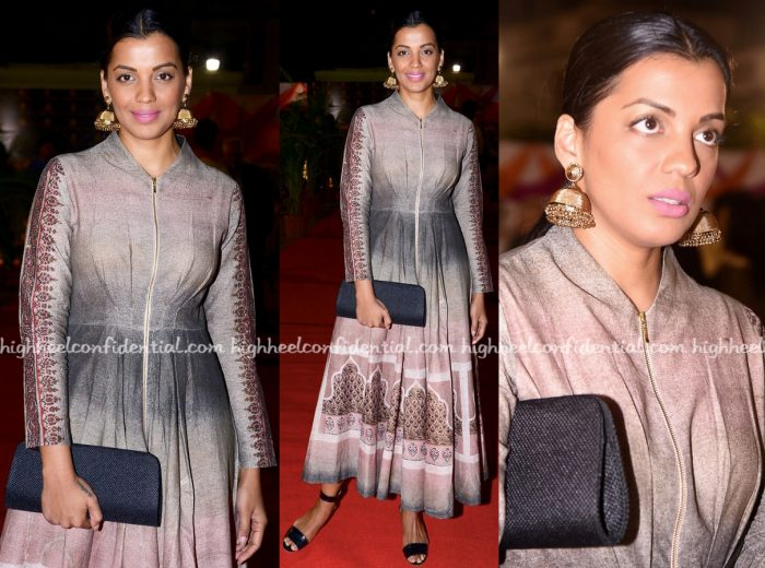 Mugdha Godse Wears Kavita Bhartia To Roopa Vohra Fine Jewellery Calendar Launch