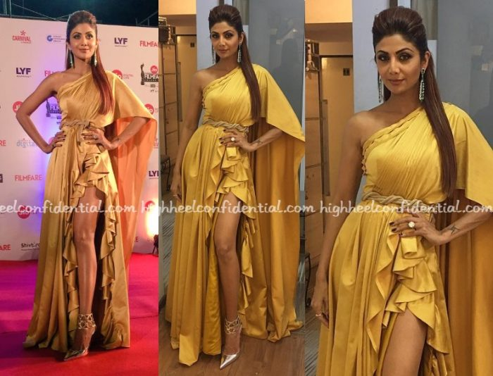 shilpa-shetty-manish-malhotra-filmfare-awards-2017