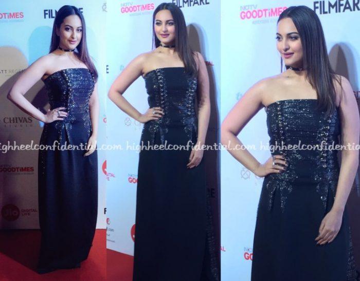 sonakshi-sinha-pankaj-nidhi-filmfare-nominations-bash-2017