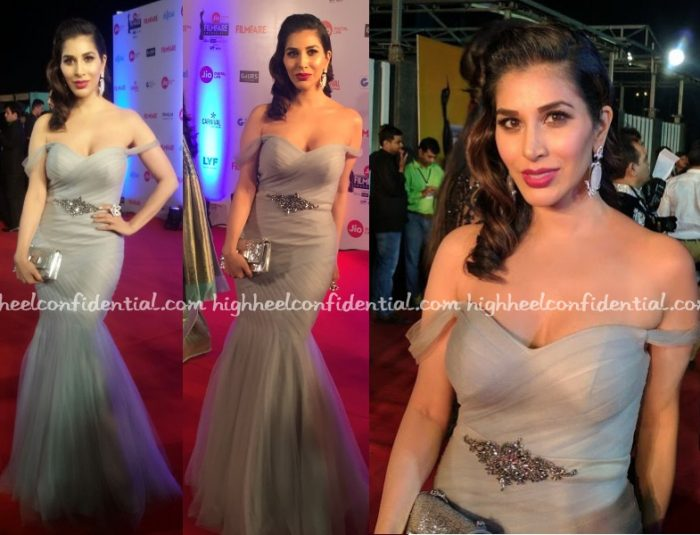 sophie-choudry-terani-couture-filmfare-awards-2017