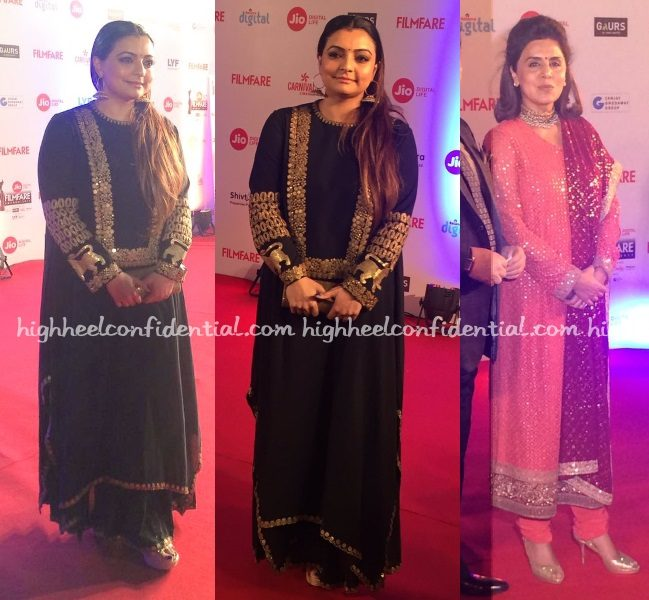 vaibhavi-merchant-neetu-singh-sabyasachi-filmfare-awards-2016